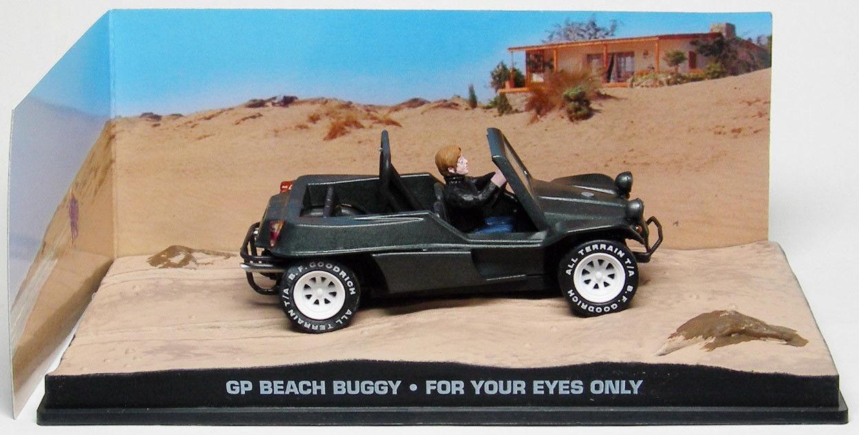 Miniatura Buggy Beach – 007 James Bond For Your Eyes Only 1/43 Ixo