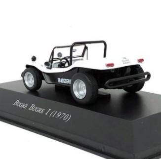 Miniatura Bugre Bugre I 1970 1/43 Ixo