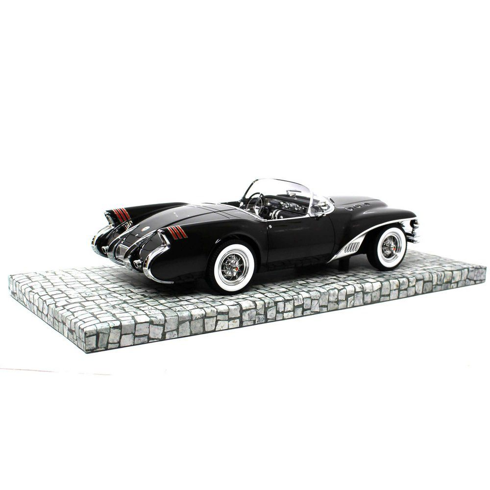 Miniatura Buick Wildcat II Conceito Spider Cabriolet 1954 1/18 Minichamps First Class Collection