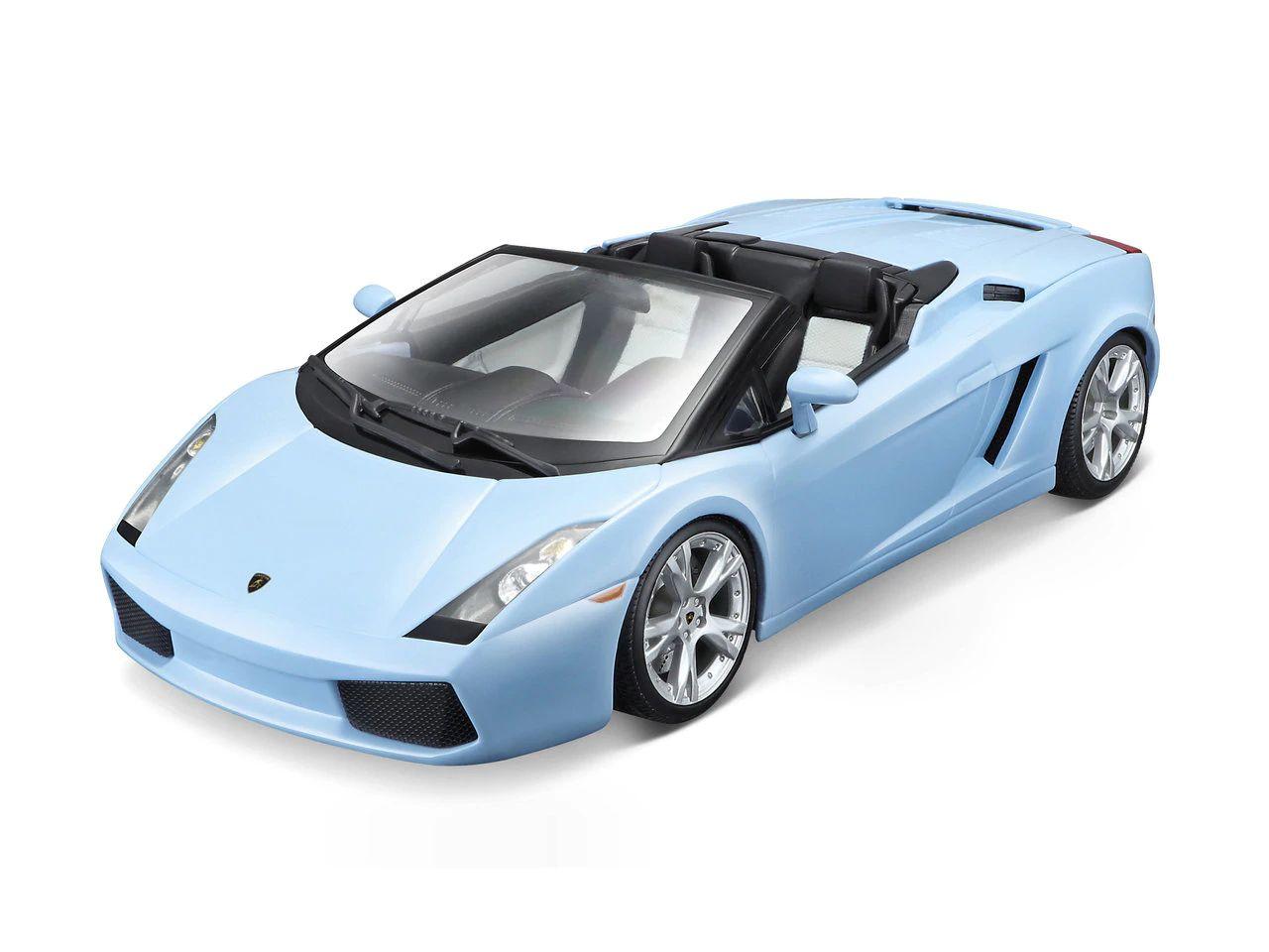 Miniatura Lamborghini Gallardo Spyder 1/18 Maisto