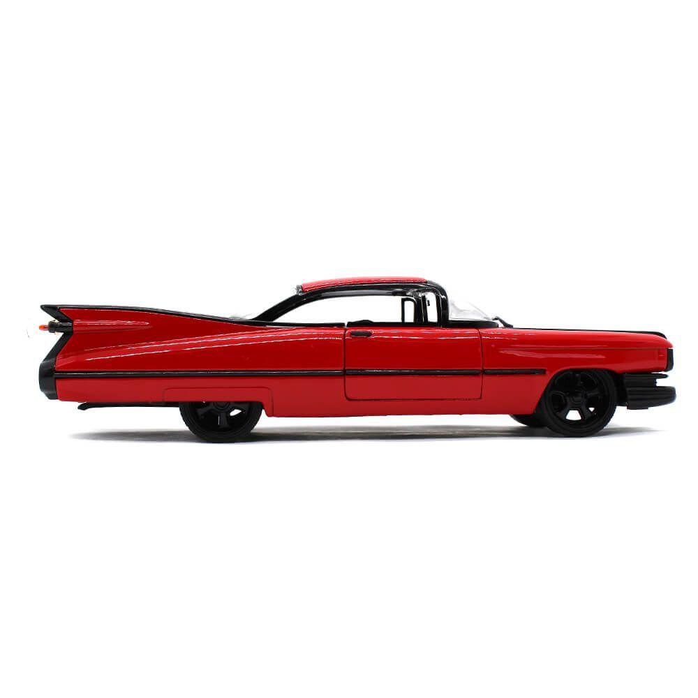 Miniatura Cadillac Deville Hard Top 1959 1/24 Jada Toys