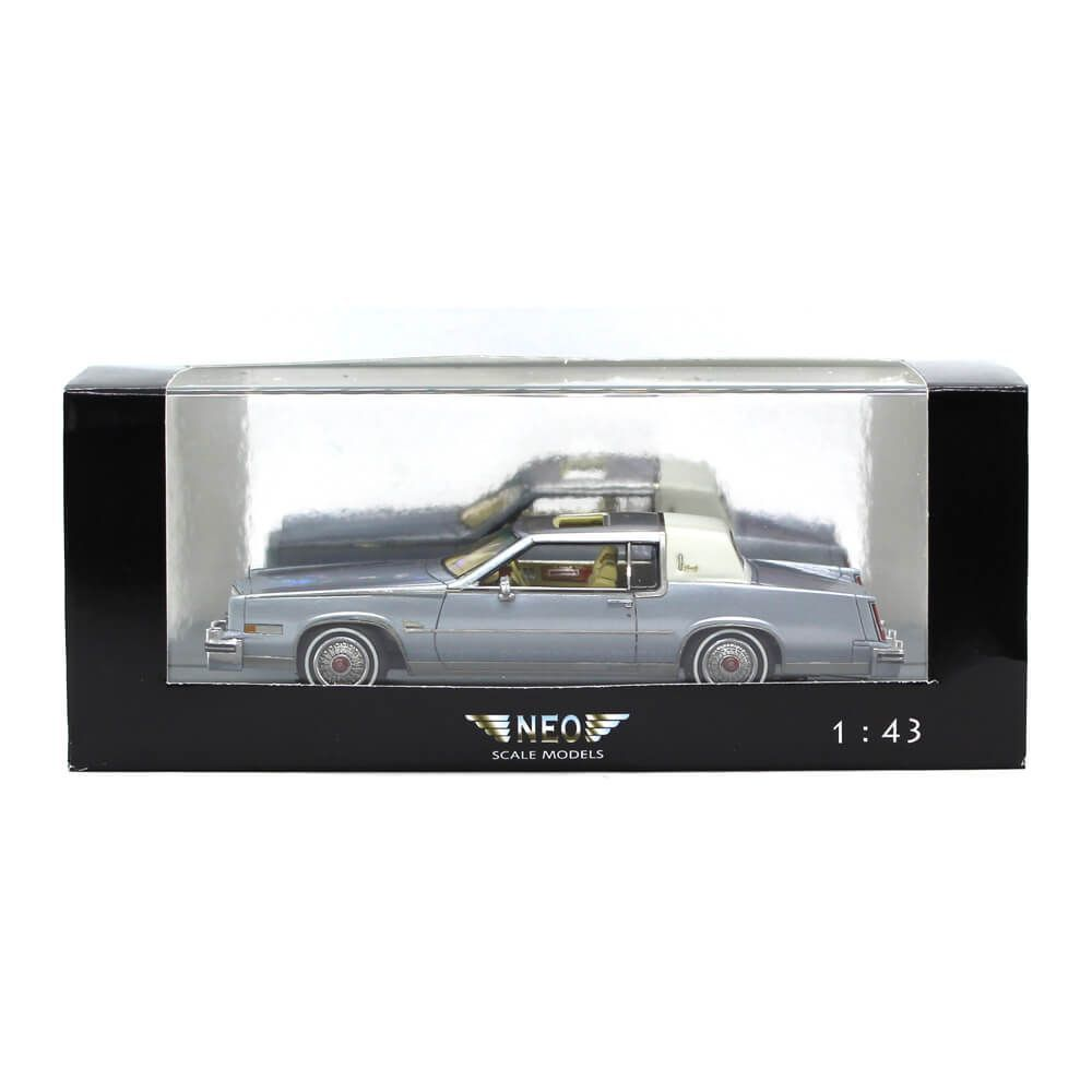 Miniatura Cadillac Eldorado Biarritz 1979 1/43 Neo