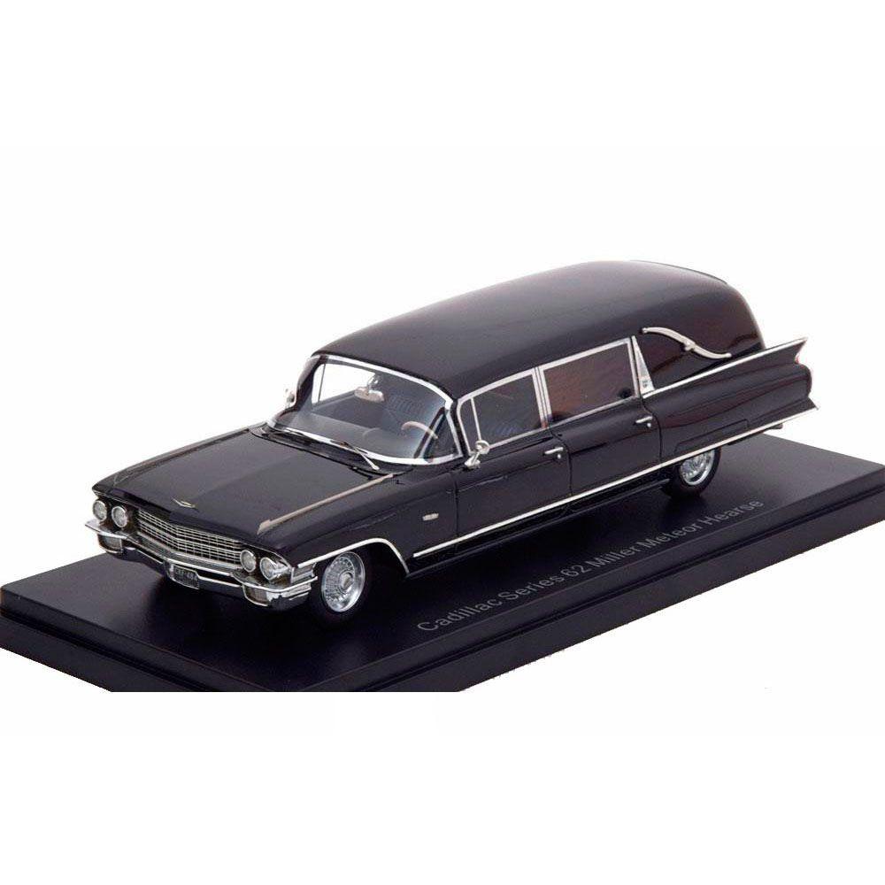 Miniatura Cadillac Series 62 Miller Meteor Hearse 1/43 Neo