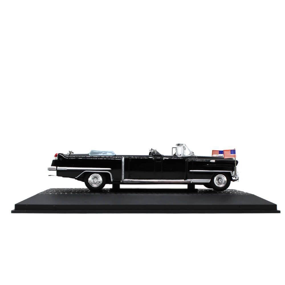 Miniatura Cadillac V 16 Limousine Cabriolet Rainha Elizabeth II 1956 1/43 Norev
