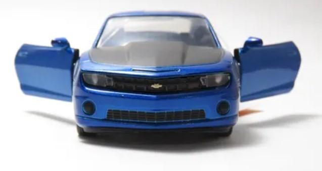 Miniatura Camaro SS 2010 1/32 Jada Toys Sem Caixa