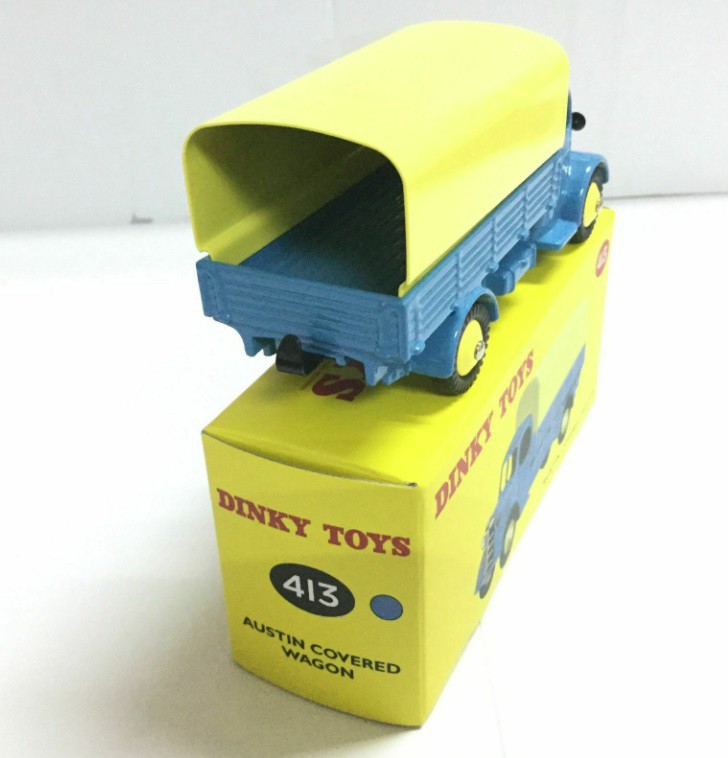 Miniatura Caminhão Austin Wagon Covered 1/43 Dinky Toys