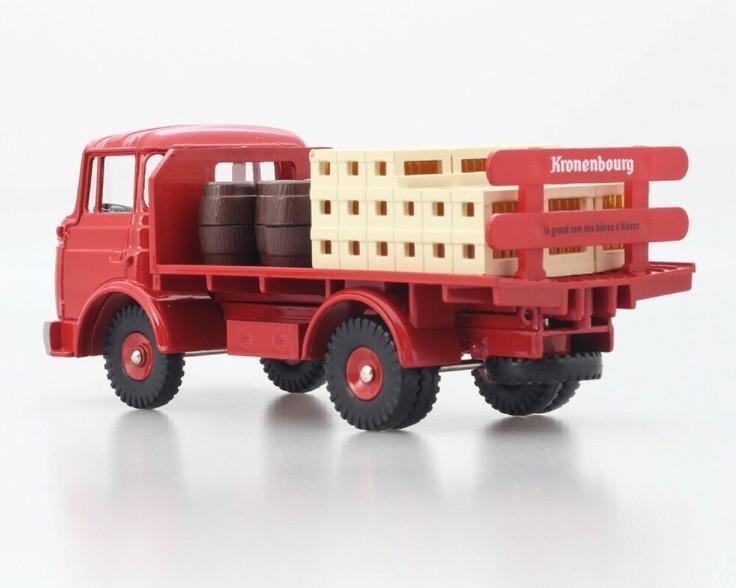 Miniatura Caminhão Berliet G.A.K. Brasseur 1/43 Dinky Toys