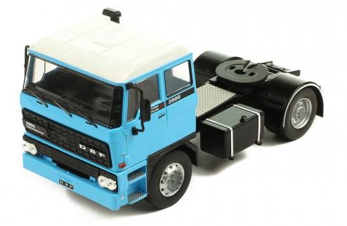 Miniatura Caminhão DAF 2800 1975 1/43 Ixo