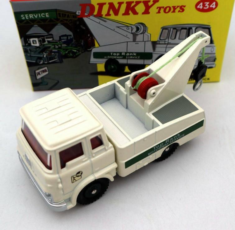 Miniatura Caminhão Guincho Simca T.K. 1/43 Dinky Toys