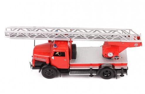 Miniatura Caminhão IFA S4000 Bombeiro 1/43 Ixo