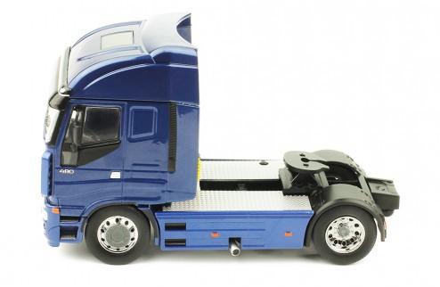 Miniatura Caminhão Iveco Strails 2012 1/43 Ixo