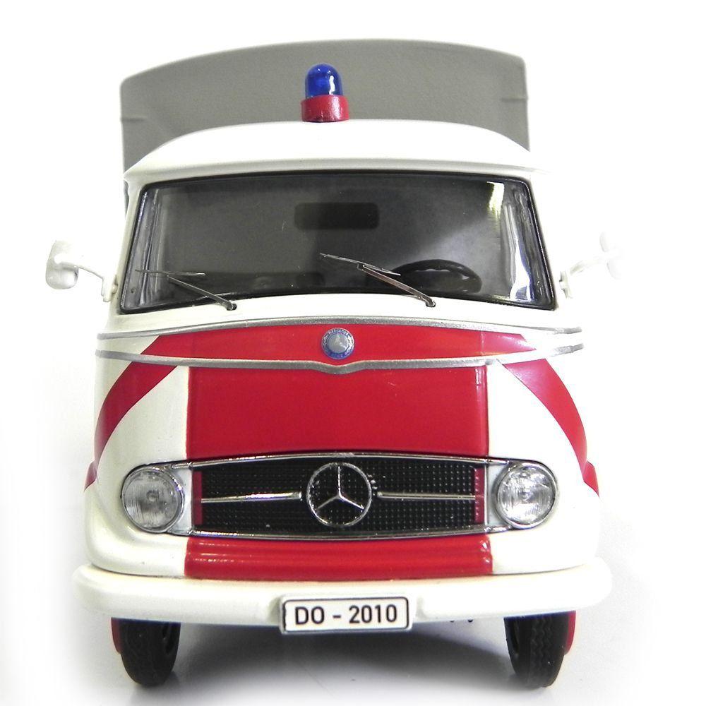 Miniatura Caminhão Mercedes Benz L 319 1/43 Schuco