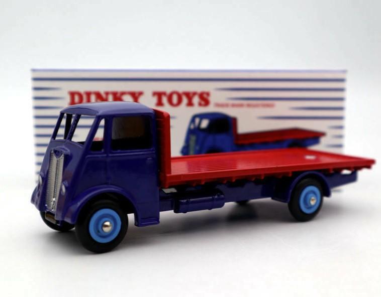 Miniatura Caminhão Prancha Guy LLANO 1/43 Dinky Toys