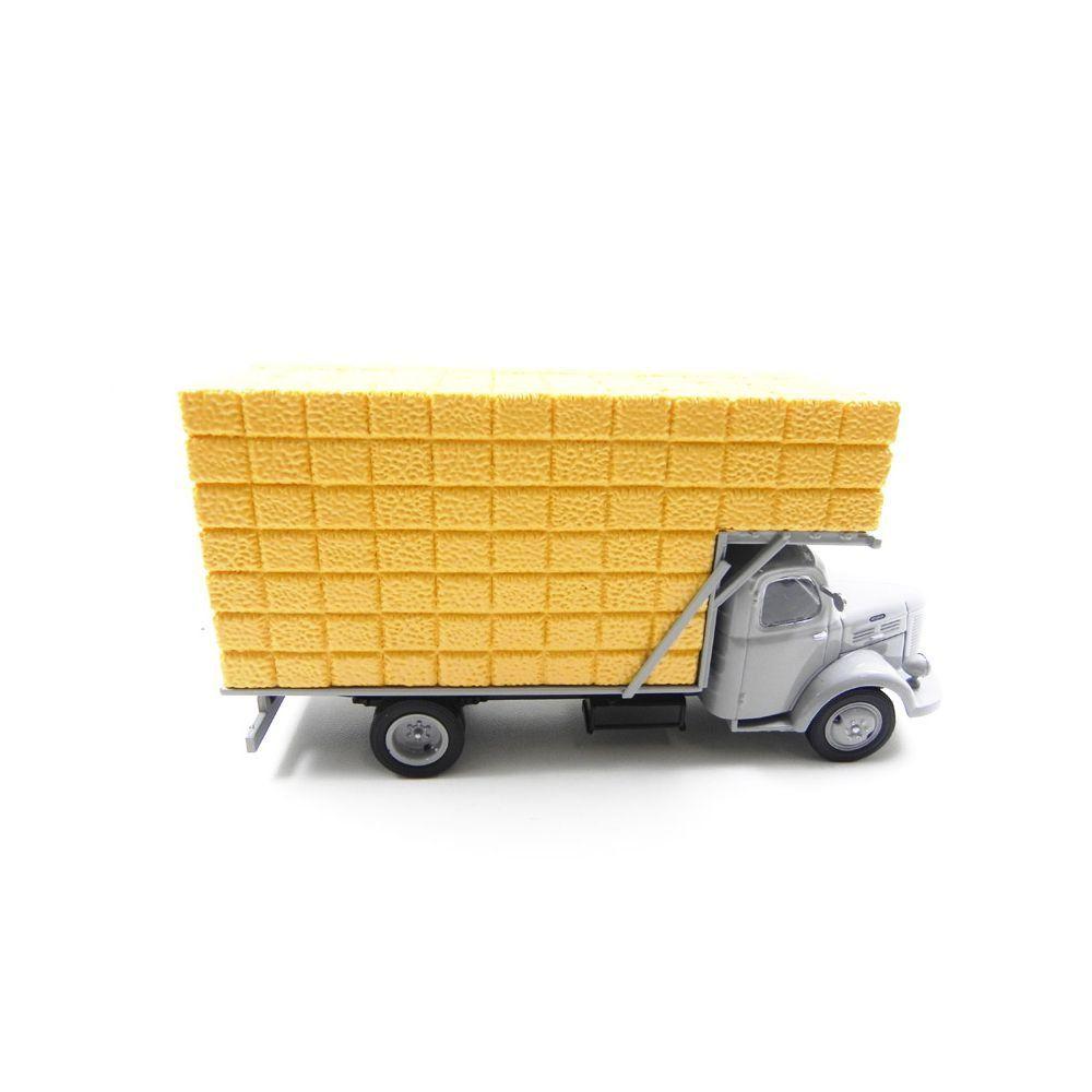 Miniatura Caminhão Truck Hotchkiss PL20 1/43 Eligor Código: ELI101490