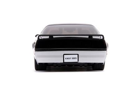 Miniatura Carro Super Máquina Com Luz 1/24 Jada Toys