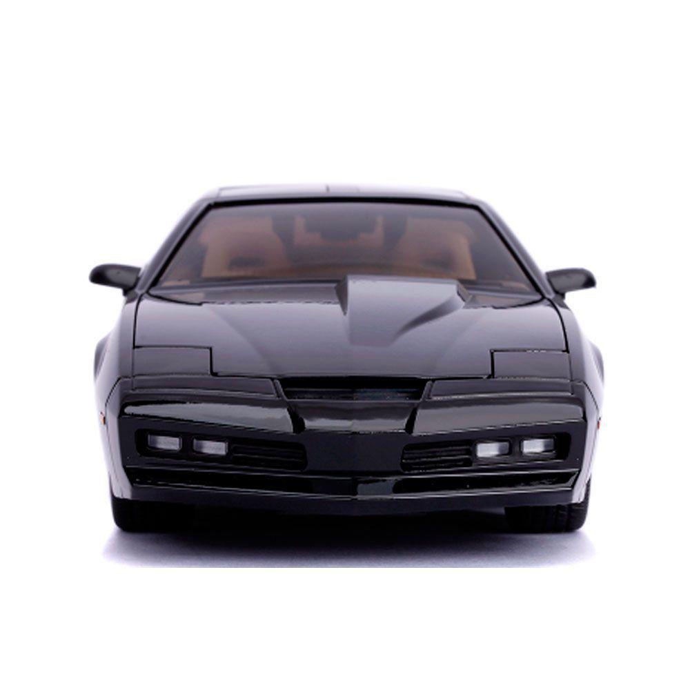 Miniatura Carro Super Máquina Knight Rider 1/24 Jada Toys