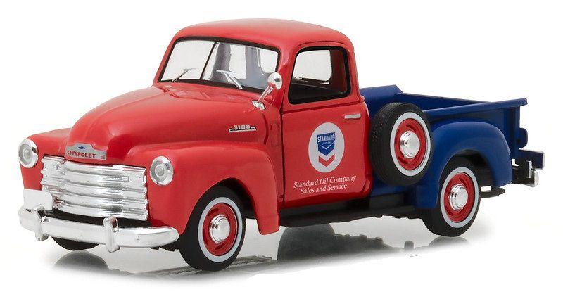 Miniatura Chevrolet 1953 3100 1/43 Greenlight