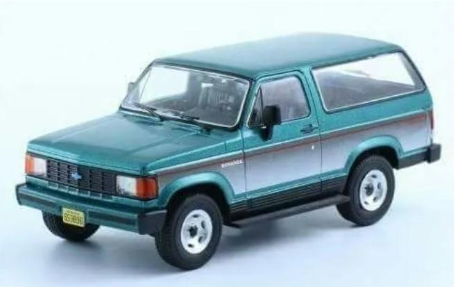 Miniatura Chevrolet Bonanza 1990 1/43 Chevrolet Collection Salvat