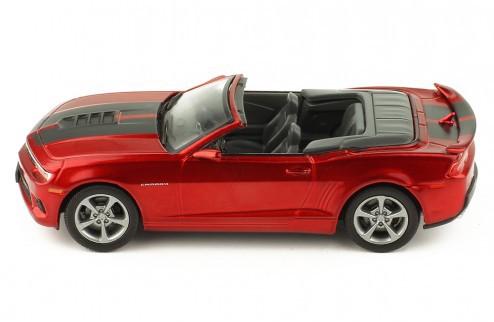 Miniatura Chevrolet Camaro Conversível 1/43 Ixo