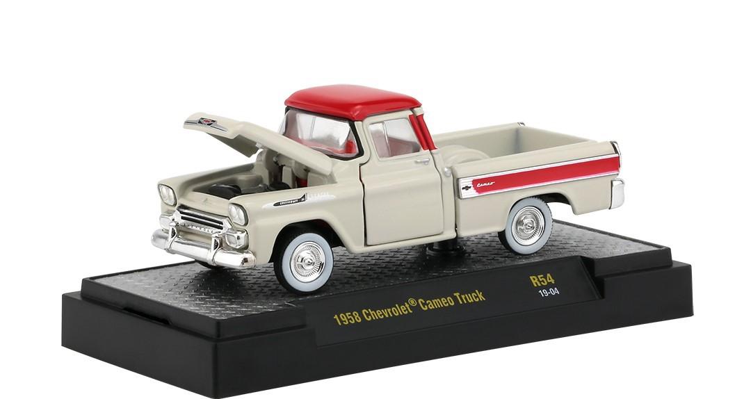 Miniatura Chevrolet Cameo 1958 1/64 M2