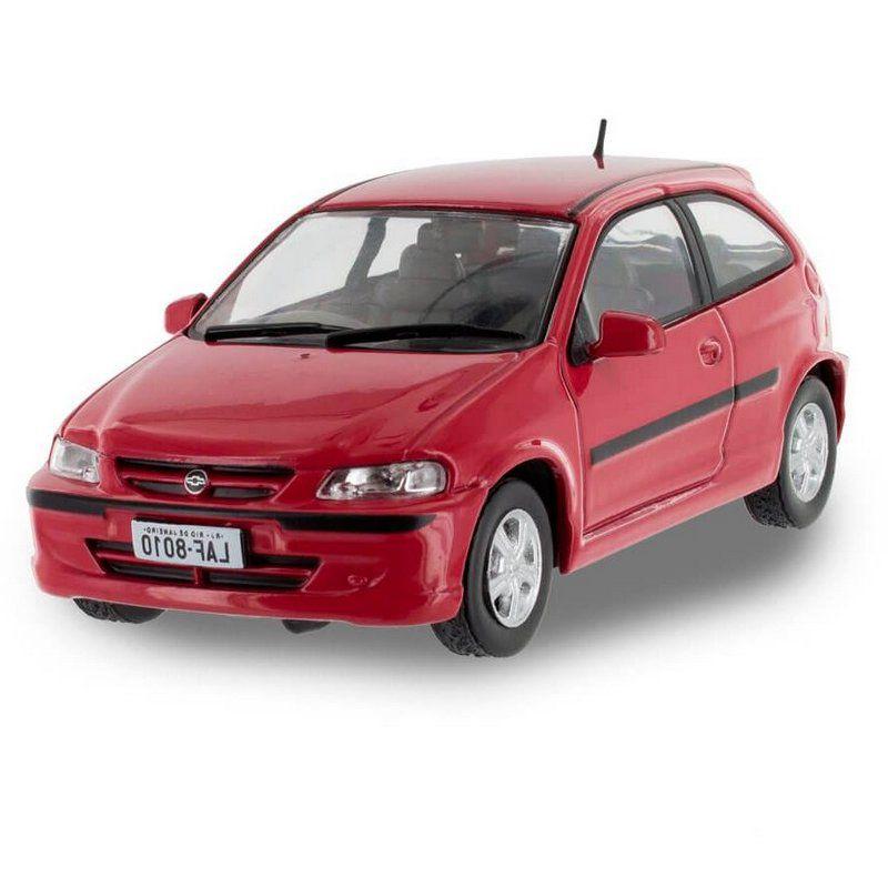 Miniatura Chevrolet Celta 1.0 2000 1/43 Chevrolet Collection 34