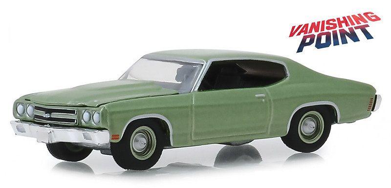 Miniatura Chevrolet Chevelle 1970 Vinishing Point 1/64 Greenlight