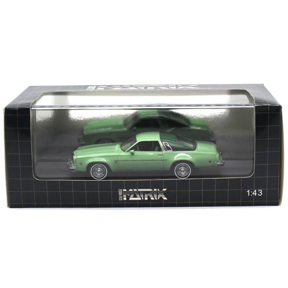 Miniatura Chevrolet Chevelle Malibu Hard Top 1974 1/43 Matrix