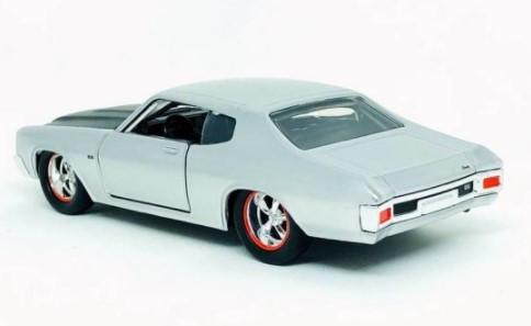 Miniatura Chevrolet Chevelle SS 1970 1/32 Jada Toys