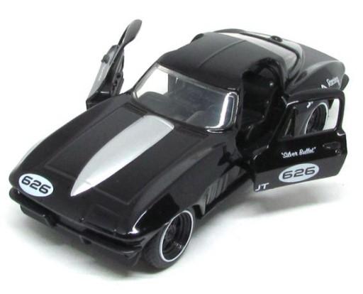 Miniatura Chevrolet Corvette 1966 1/32 Jada Toys