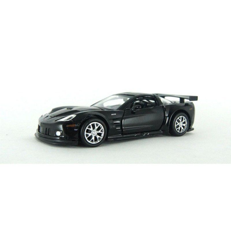 Miniatura Chevrolet Corvette C6-R Luz e Som 1/32 Hot Wheels