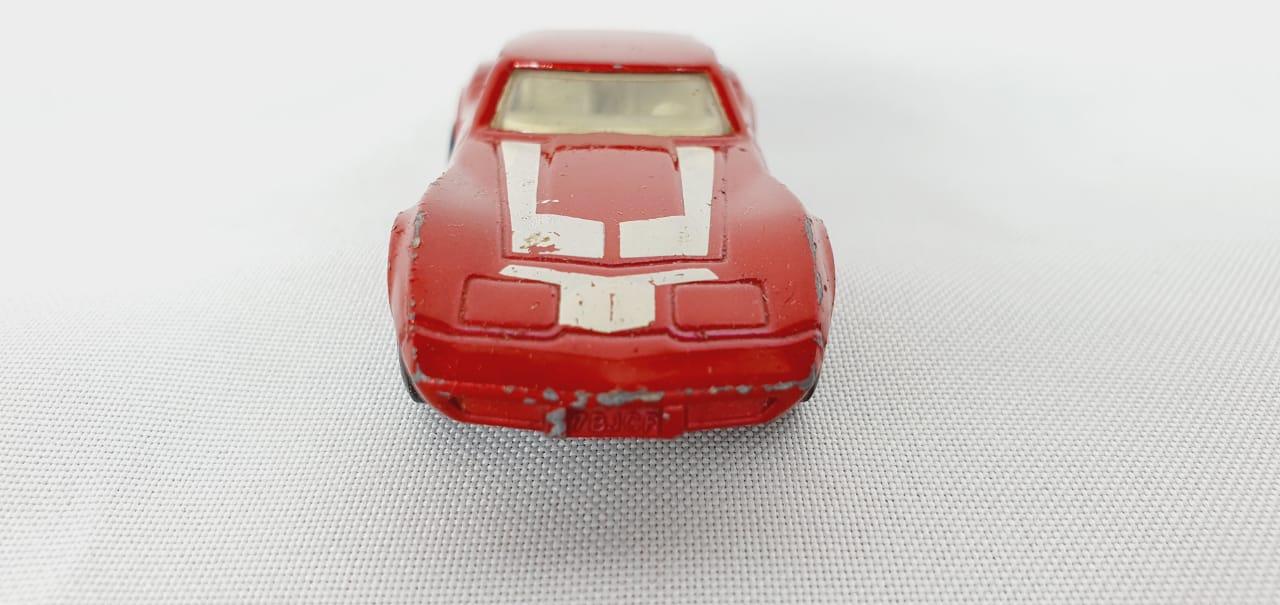 Miniatura Chevrolet Corvette N°62 Superfast 1/64 Matchbox