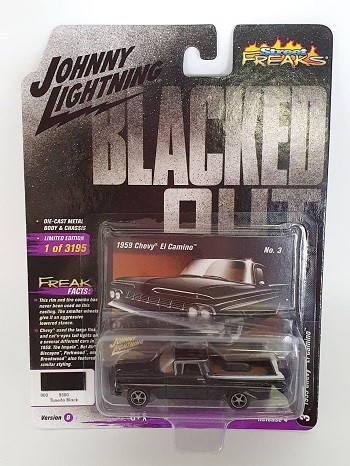 Miniatura Chevrolet El Camino 1959 1/64 Johnny Lightning