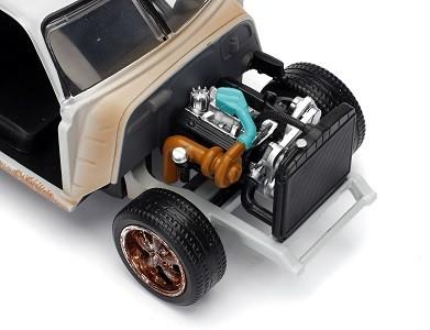 Miniatura Chevrolet Fleetline 1951 Brian Velozes e Furiosos 1/24 Jada Toys