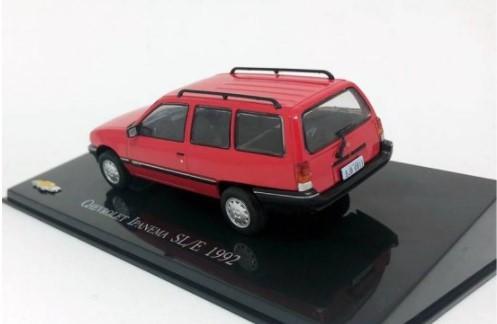 Miniatura Chevrolet Ipanema SL/E 1992 1/43 Ixo