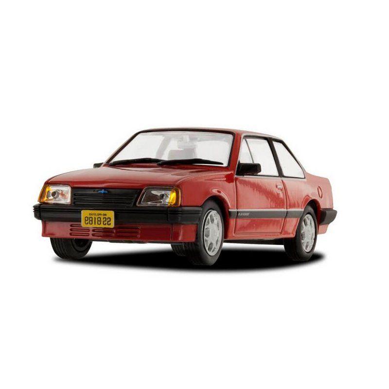 Miniatura Chevrolet Monza Série I Sedan 1985 1/43 Chevrolet Collection 5