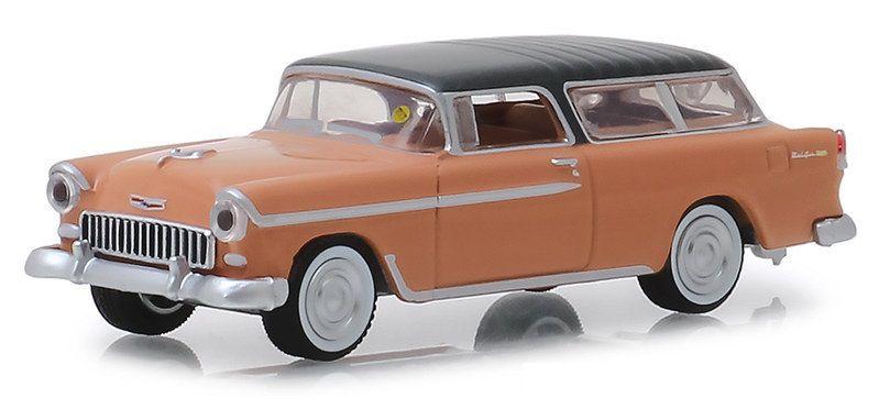 Miniatura Chevrolet Nomad 1955 Mecum Auctions 1/64 Greenlight
