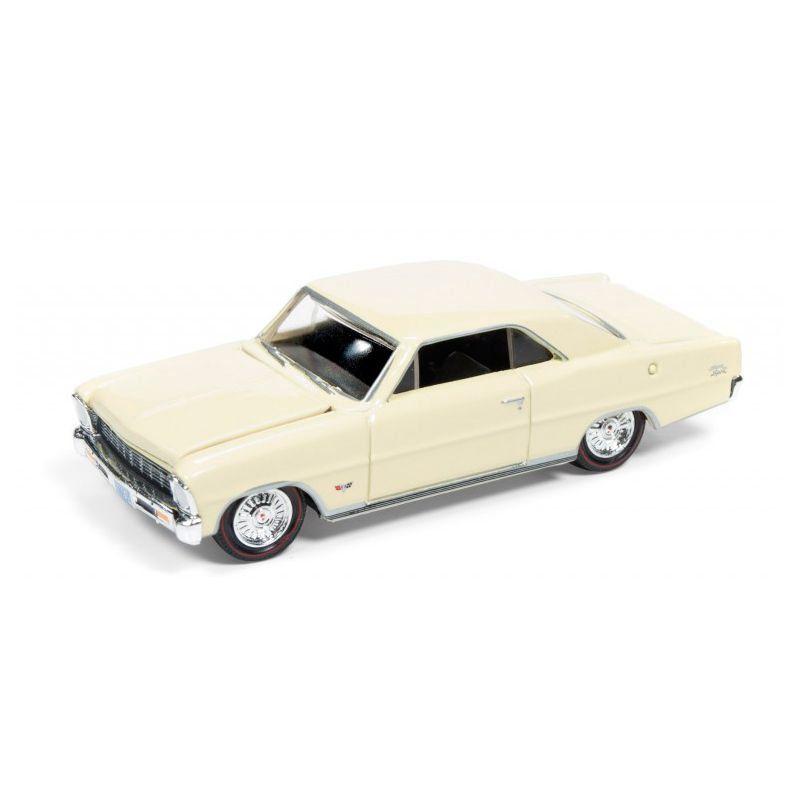 Miniatura Chevrolet Nova 1966 1/64 Racing Champions