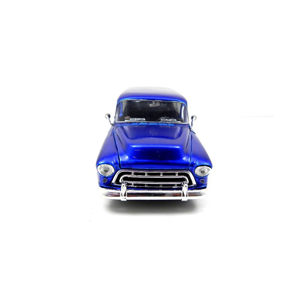 Miniatura Chevrolet Suburban 1957 Azul Big Time 1/24 Jada Toys