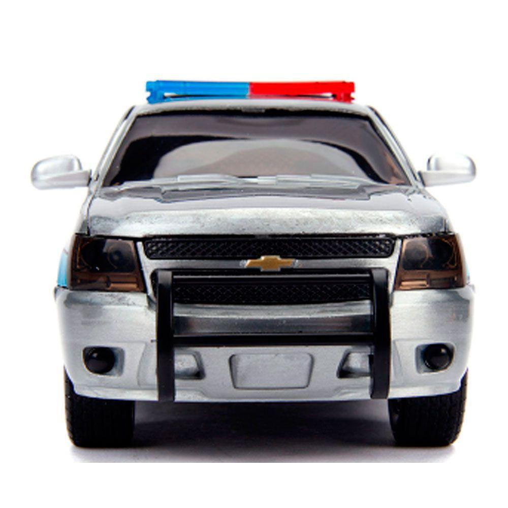 Miniatura Chevrolet Tahoe Hero Patrol Jada 20 anos 1/24 Jada Toys
