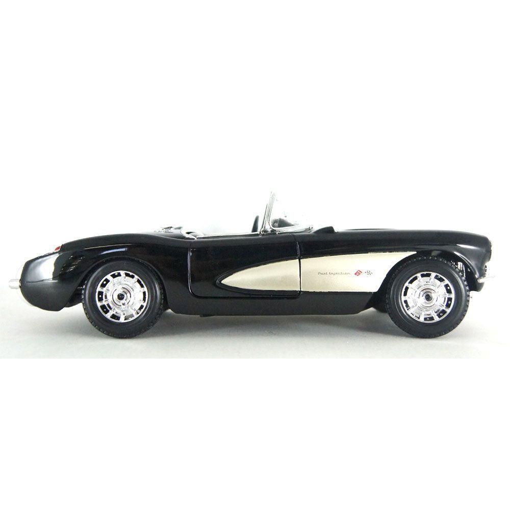 Miniatura Chevy Corvette 1957 1/18 Maisto