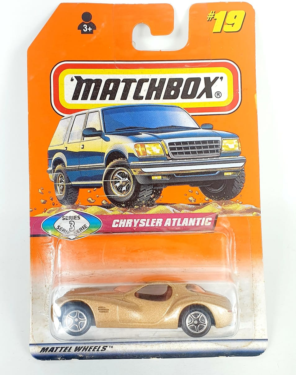 Miniatura Chrysler Atlantic 1/64 Matchbox