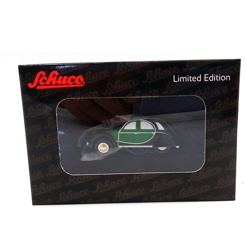 Miniatura Citroën 2 CV Piccolo Limited Edition 1/87 Schuco