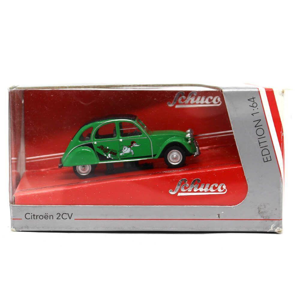 Miniatura Citroen 2CV 1/64 Schuco