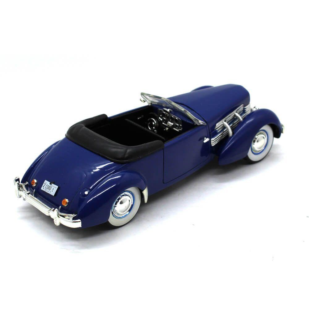 Miniatura Cord 812 Supercharged 1937 1/32 Signature