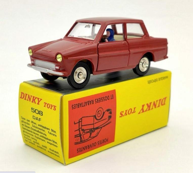 Miniatura DAF 1/43 Dinky Toys
