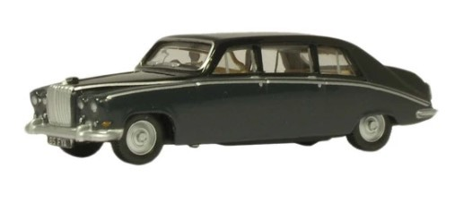 Miniatura Daimler DS420 Embassy Black 1/76 Oxford