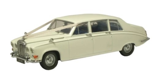 Miniatura Daimler DS420 Wedding Car 1/43 Oxford