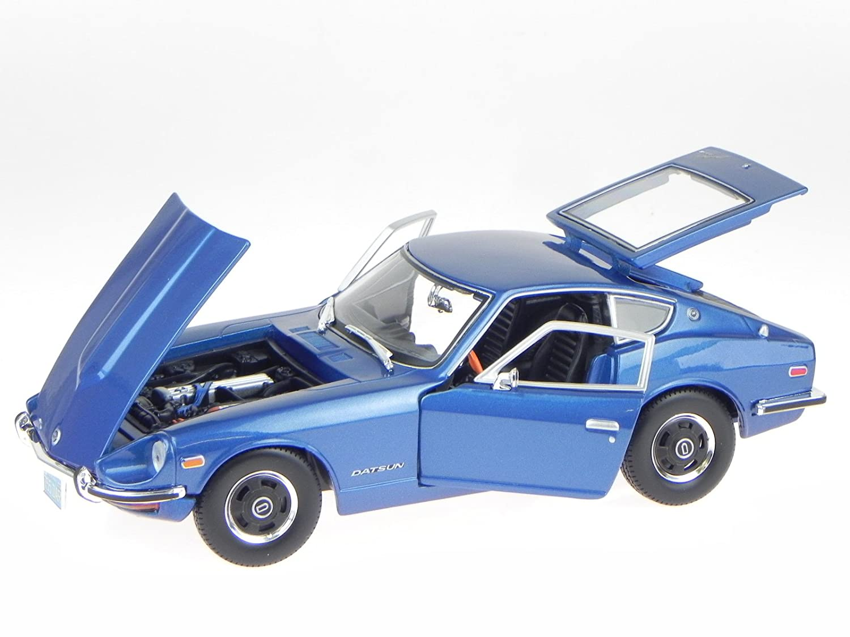 Miniatura Datsun 240Z 1971 Azul 1/18 Maisto