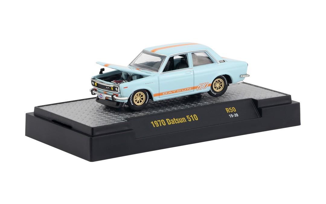Miniatura Datsun 510 1970 1/64 M2
