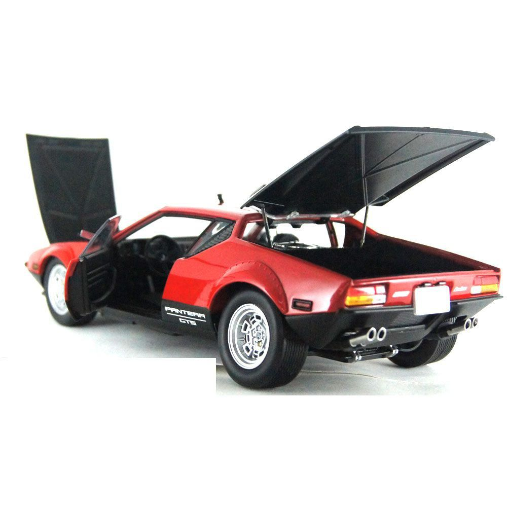 Miniatura De Tomaso Pantera GTS Vermelho 1/18 Kyosho